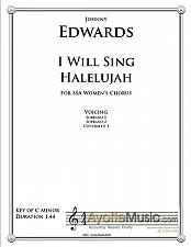 Buy Edwards II - I Will Sing Halelujah
