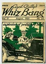 Buy Capt. Billy's Whiz Bang 26 Issue Magazine Collection On USB Thumb Drive
