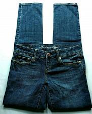 Buy American Eagle Women's Skinny Jeans Size 0 Short Stretch Medium Wash Denim
