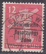 Buy GERMANY Alliiert SBZ [Allgemein] MiNr 0204 ( O/used )