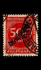 Buy GERMANY REICH Dienst [1923] MiNr 0081 ( O/used )