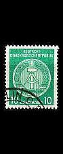 Buy GERMANY DDR [Dienst A] MiNr 0035 B ( OO/used )