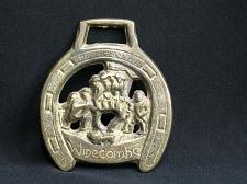 Buy Vintage Widecombe Horse Brass Harness Men Riding a Horse or Donkey