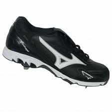 Buy Mizuno Mens 9 Spike Vintage G6 Low Baseball Sports Cleats Size 12 M
