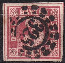 Buy GERMANY Bayern Bavaria [1862] MiNr 0009 a ( O/used ) [05]