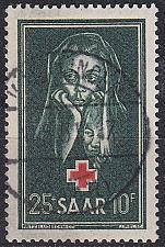 Buy GERMANY Saar [1951] MiNr 0304 ( O/used )