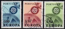 Buy PORTUGAL [1967] MiNr 1026-27 ( O/used ) CEPT