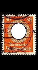 Buy GERMANY REICH Dienst [1934] MiNr 0143 ( O/used )