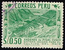 Buy Peru **U-Pick** Stamp Stop Box #158 Item 82 |USS158-82