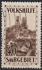 Buy GERMANY Saar [1932] MiNr 0161 ( O/used ) [01]