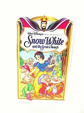 Buy Snow White and the Seven Dwarfs VHS Walt Disney (#vhp)