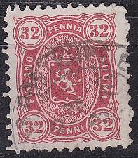 Buy FINLAND SOUMI [1875] MiNr 0018 A y ( O/used )