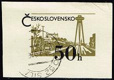 Buy Czechoslovakia **U-Pick** Stamp Stop Box #160 Item 18 |USS160-18XVA