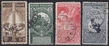 Buy ITALIEN ITALY [1910] MiNr 0100-03 ( O/used )