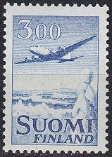 Buy FINLAND SOUMI [1963] MiNr 0579 x I ( **/mnh ) Flugzeug