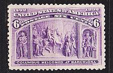 Buy USA [1893] MiNr 0078 ( */mh )