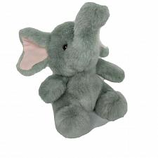 Buy Plush Creations Inc Gray Elephant Plush Stuffed Animal 1997 9""
