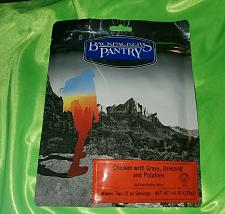 Buy Backpacker's Pantry CHICKEN WITH GRAVY DRESSING & POTATOES 4.6 OZ 2 SERVINGS