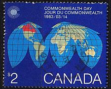 Buy KANADA CANADA [1983] MiNr 0867 ( O/used )