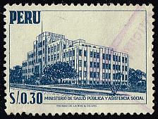 Buy Peru **U-Pick** Stamp Stop Box #158 Item 70 |USS158-70