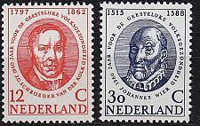 Buy NIEDERLANDE NETHERLANDS [1960] MiNr 0751-52 ( **/mnh ) [01]