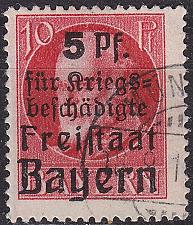 Buy GERMANY Bayern Bavaria [1919] MiNr 0171 ( O/used )