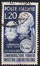 Buy ITALIEN ITALY [1950] MiNr 0801 ( O/used )