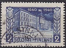 Buy FINLAND SOUMI [1940] MiNr 0227 ( O/used ) Architektur