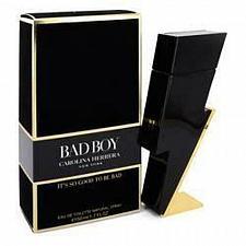 Buy Bad Boy Eau De Toilette Spray By Carolina Herrera