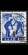 Buy GERMANY Saar [1947] MiNr 0231 II ( O/used ) [02]