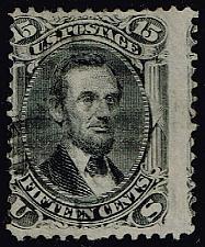 Buy US #98 Abraham Lincoln; Used (1Stars) |USA0098-01XRP