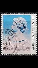 Buy HONGKONG HONG KONG [1987] MiNr 0510 I ( OO/used )