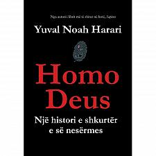 Buy Homo Deus by Yuval Noah Harari. Book from Albania