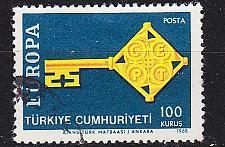 Buy TÜRKEI TURKEY [1968] MiNr 2095 ( O/used ) CEPT