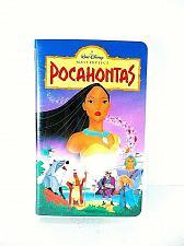 Buy Pocahontas VHS Walt Disney's Masterpiece (#vhp)