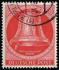 Buy Germany #9N72 Freedom Bell; Used (4Stars) |DEU9N072-01XRP