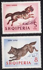 Buy ALBANIEN ALBANIA [1964] MiNr 0815 ex ( **/mnh ) [01] Tiere
