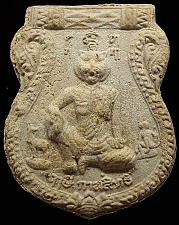 Buy RARE PHRA LP PERN WAT BANG PHRA HERMIT RUESI PROTECT THAI BUDDHA AMULET THAILAND