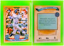 Buy MLB DEE GORDON SEATTLE MARINERS 2019 TOPPS GYPSY QUEEN BASEBALL #26 MNT