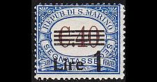 Buy SAN MARINO [Porto] MiNr 0059 ( */mh )