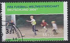 Buy GERMANY BUND [2003] MiNr 2326 ( O/used ) Fußball