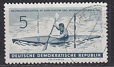 Buy GERMANY DDR [1961] MiNr 0838 ( OO/used ) Sport