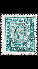 Buy PORTUGAL [1892] MiNr 0070 yA ( O/used )