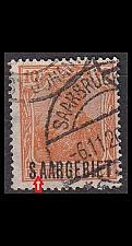 Buy GERMANY Saar [1920] MiNr 0045 ( O/used ) [01] spatiert SA