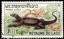 Buy LAOS [1967] MiNr 0221 ( O/used ) Tiere