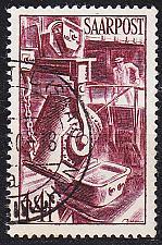 Buy GERMANY Saar [1948] MiNr 0249 ( O/used )