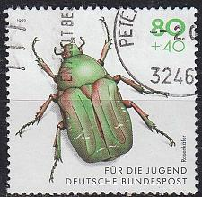 Buy GERMANY BUND [1993] MiNr 1667 ( O/used ) Tiere