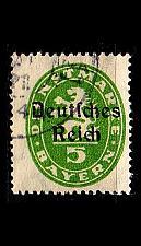 Buy GERMANY REICH Dienst [1920] MiNr 0034 ( O/used )