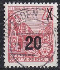 Buy GERMANY DDR [1954] MiNr 0439 I g ( OO/used )