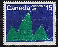 Buy KANADA CANADA [1975] MiNr 0615 ( O/used ) Weihnachten